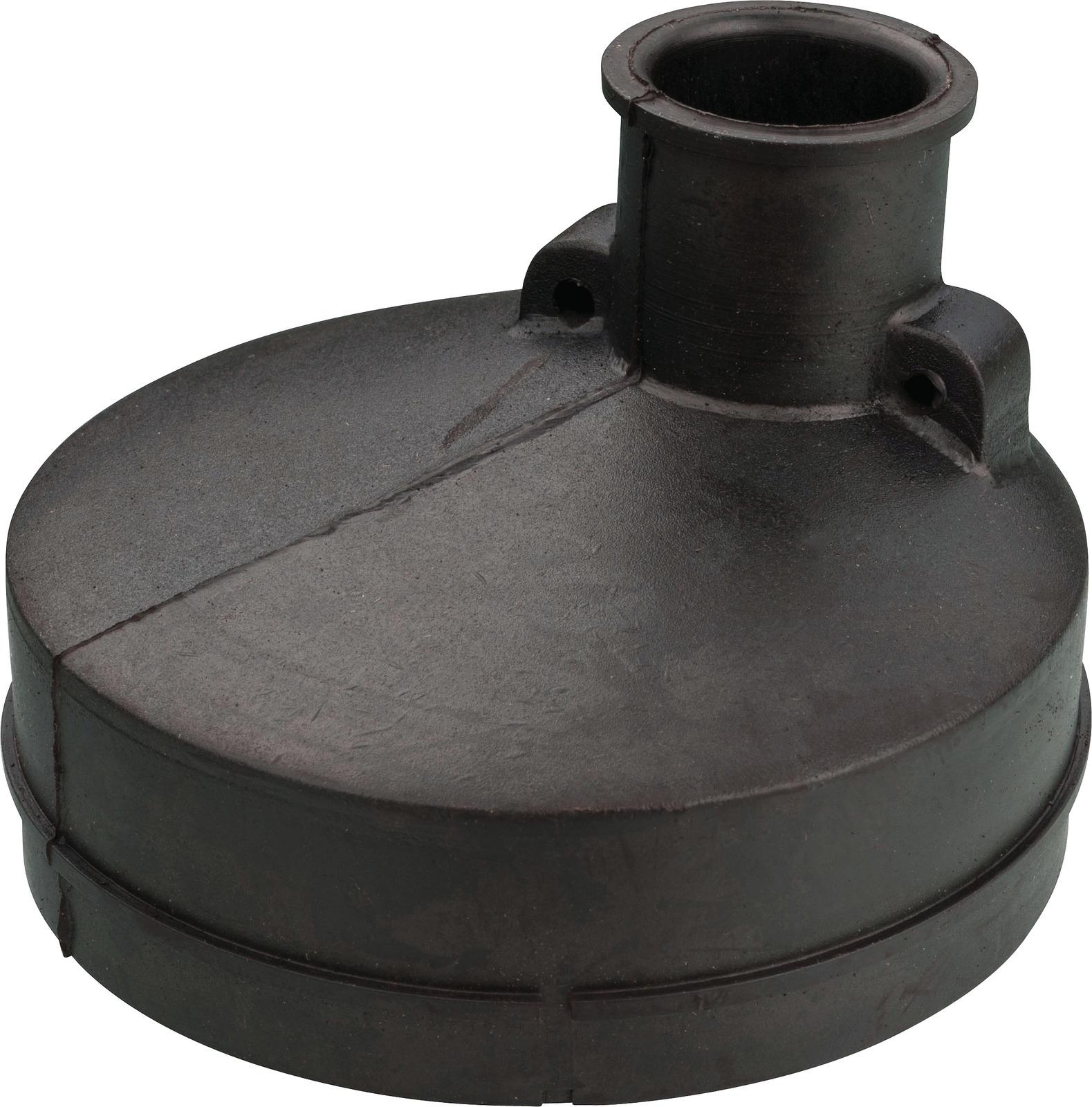 Schelle Ölabscheider Unten Oben Oil Separator Clamp SR500 XT500 OEM 90460-22083